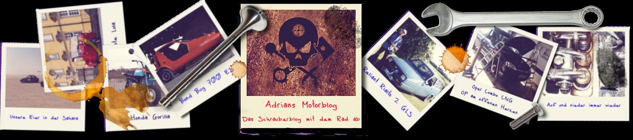 Adrians Motorblog